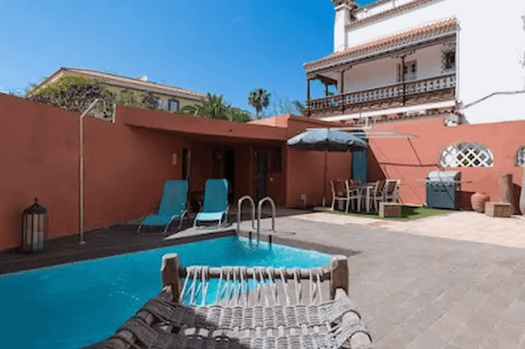 The Villa Gran Canaria